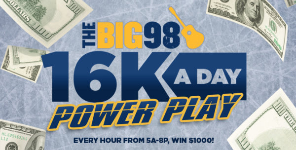 None - 16K A Day Power Play
