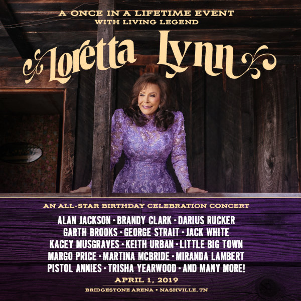None - Loretta Lynn and Friends