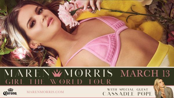 None - Maren Morris: Girl The World Tour