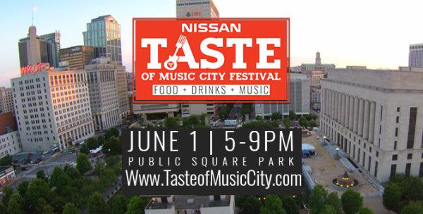 None - Taste of Music City!