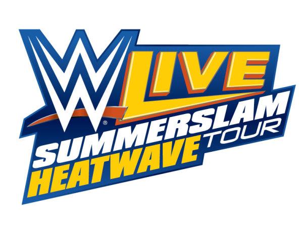 None - WWE Live Sumerslam Heatwave Tour!