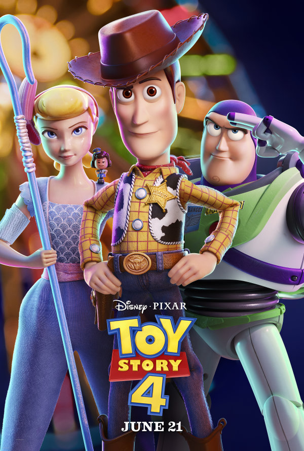 None - Win tickets to see Toy Story 4