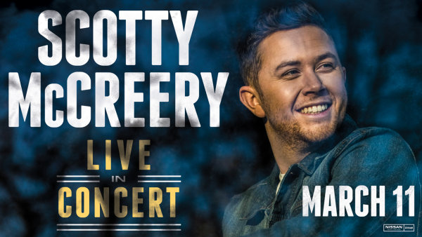 image for Scotty McCreery at the Ryman!