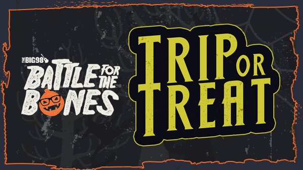None - Battle for the Bones Trip or Treat