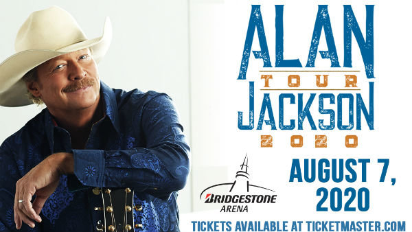 image for See Alan Jackson Live at the Bridgestone Arena!