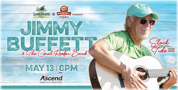 None - Win tickets to see Jimmy Buffett!