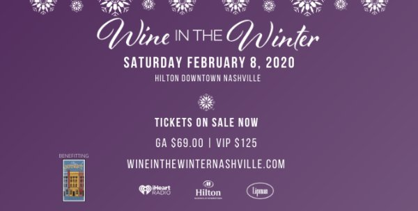 None - Enter to win tickets to Wine in the Winter!