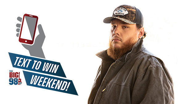 Luke Combs Text-to-Win Weekend