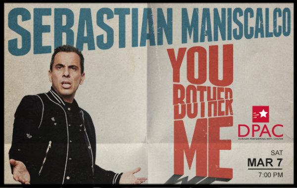 None - Sebastian Maniscalco