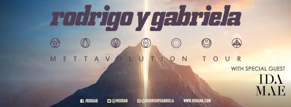 None - Rodrigo y Gabriela