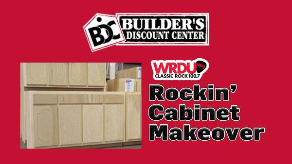 None - Rockin' Cabinet Makeover