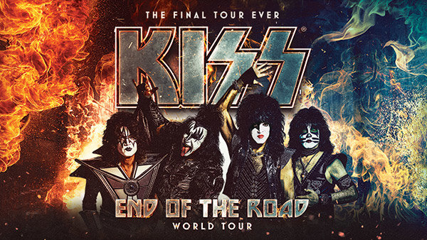 None - KISS End of the Road World Tour