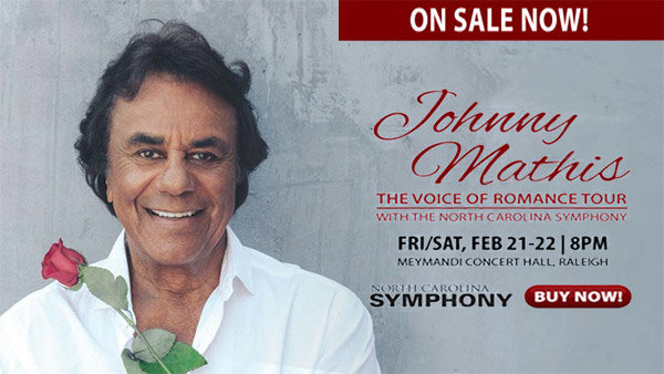 None - Johnny Mathis