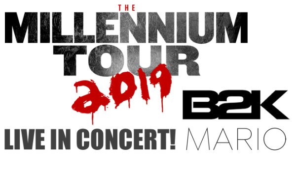 None -  Win Two Front Row Tix to The Millennium Tour!