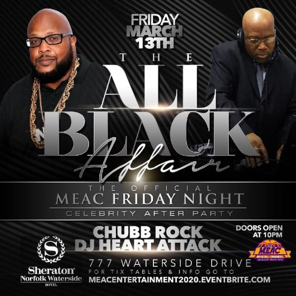 image for MEAC After & Day Party Pack!