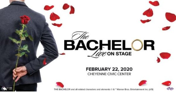 image for The Bachelor Live on Stage
