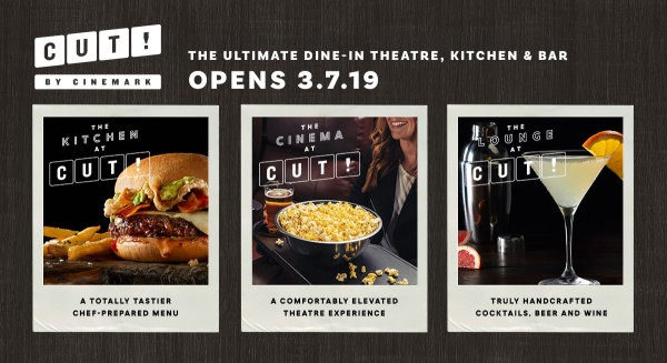 None - Register To Win Passes To Be The First To Cut! By Cinemark