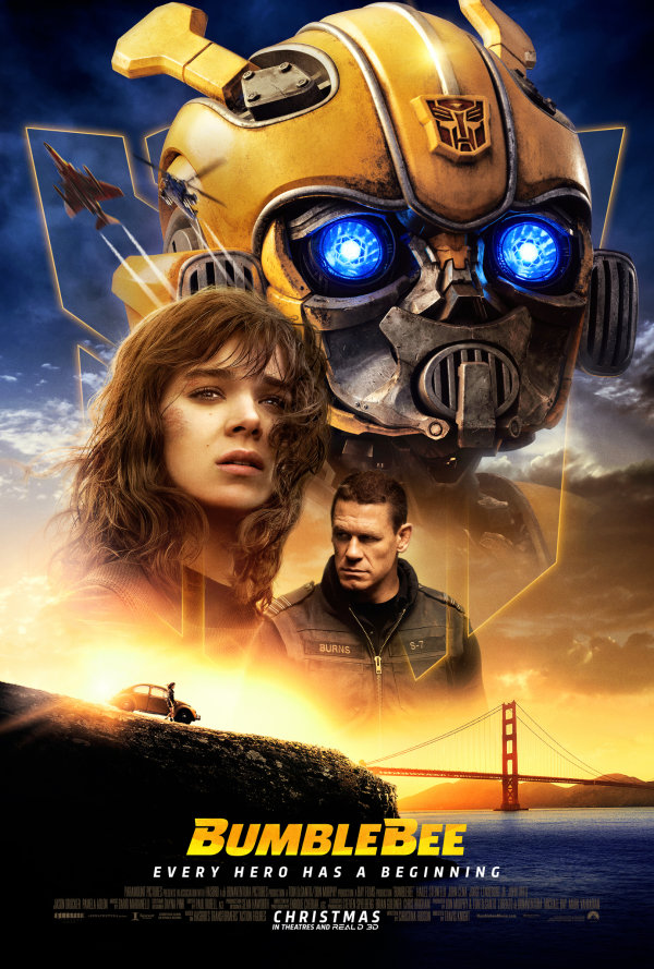 None - Register To Win Advanced Screening Passes To See 'Bumblebee'