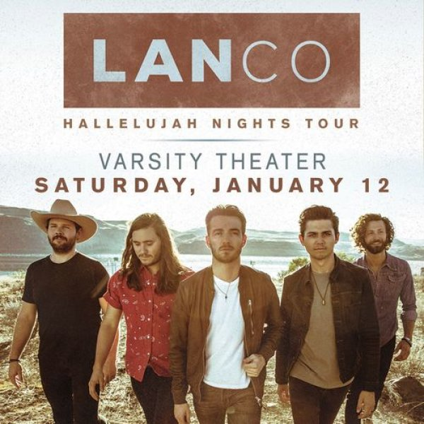 None - LANCO at Varsity Theater!