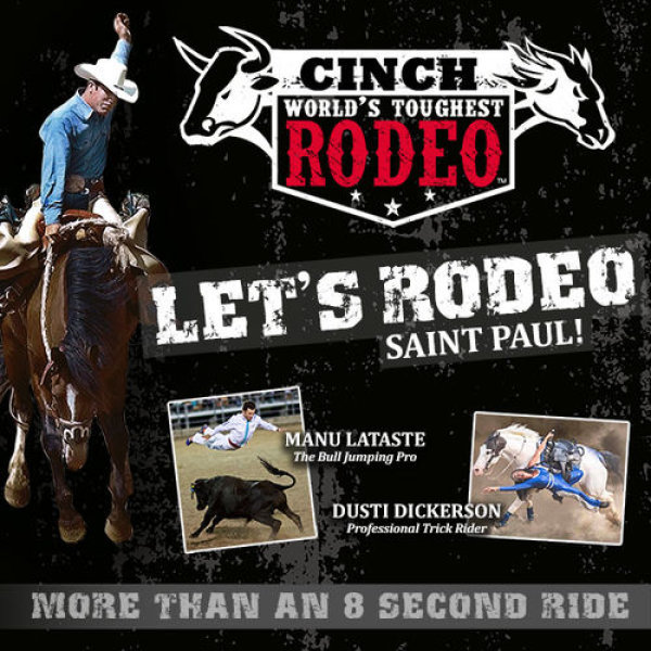None - Saturday Night World's Toughest Rodeo + Dirt Dance Passes!