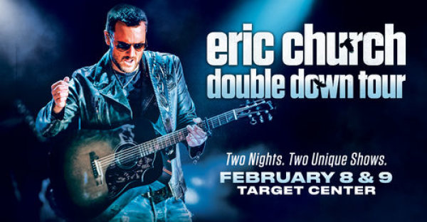 None - Enter to win tickets to see Eric Church on Feb 9th!