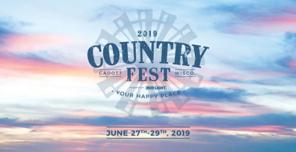 None - Enter to win tickets to Country Fest 2019