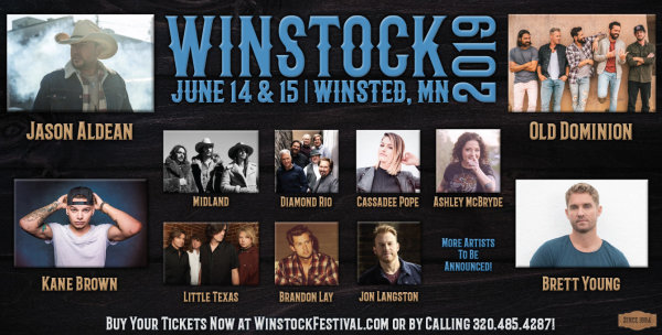 None - Winstock Tickets