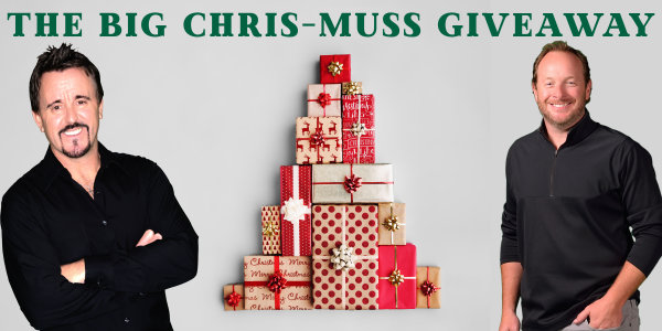 None - The Big Chris-Muss Giveaway