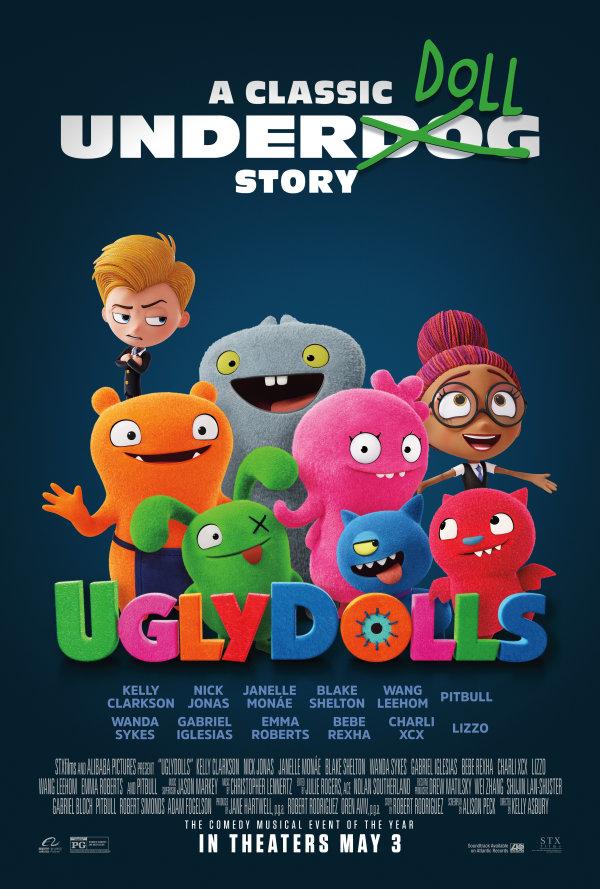 None - Uglydolls Giveaway!
