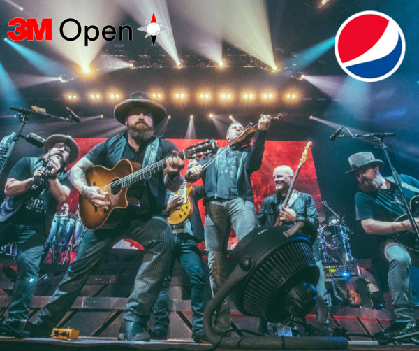 None - Zac Brown Band at the 3M Open