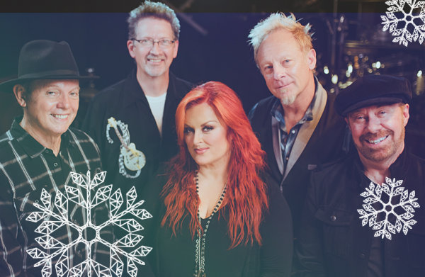 None - Wynonna and The Big Noise Rockin' Roots holiday Concert at Mystic Lake!