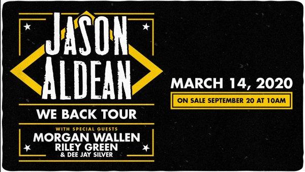 None - Jason Aldean Giveaway!