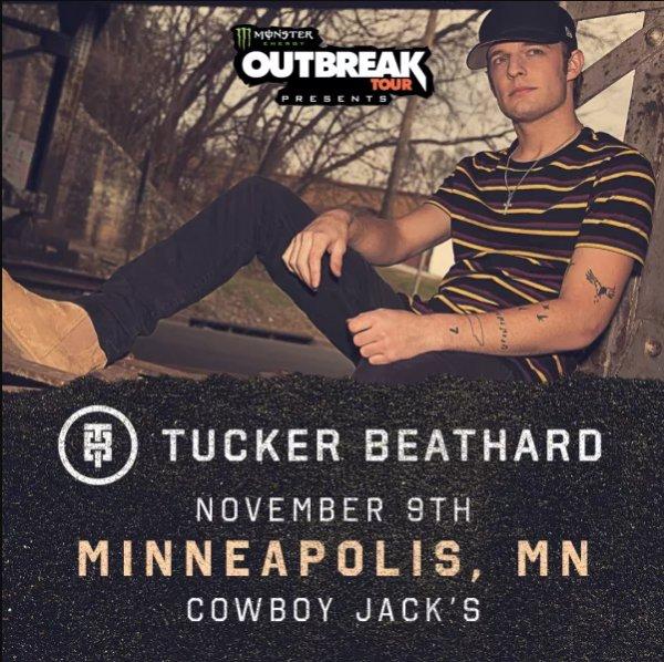 None - Tucker Beathard Giveaway!