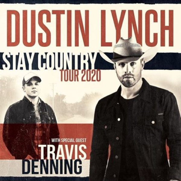 None - Dustin Lynch at Mystic Lake Giveaway!