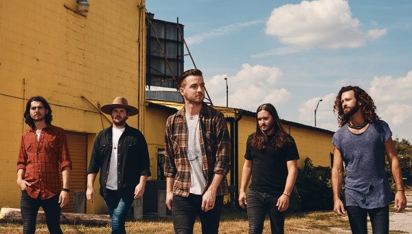 None - LANCO at Fillmore Giveaway!
