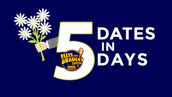 5 Dates in 5 Days