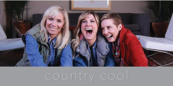 None - Win tickets to see the Country Cool Comedy Show!