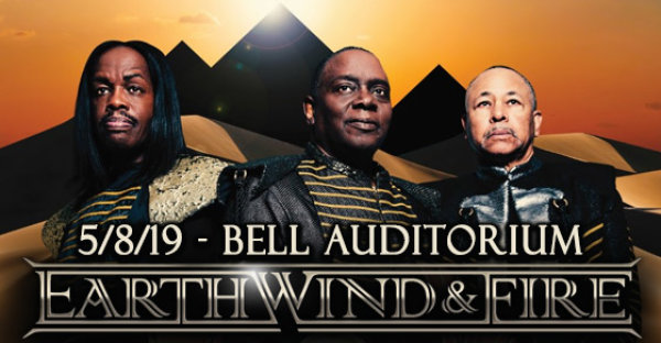 None - See Earth, Wind & Fire at the Bell on 5/8!