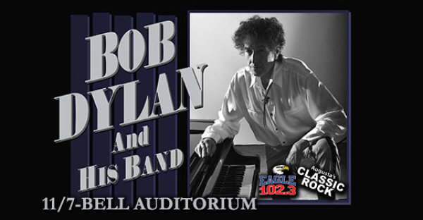 See BOB DYLAN at the Bell on 11/7!