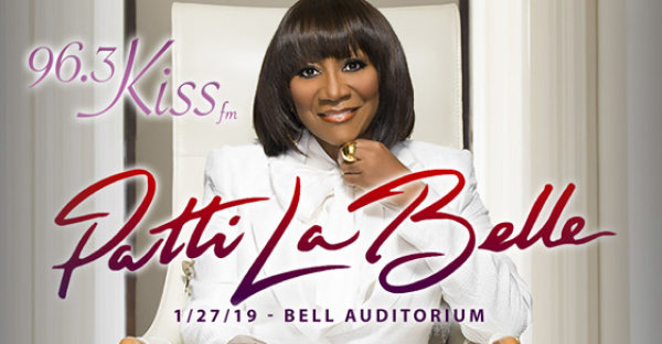 See Patti LaBelle at the Bell on 1/27!