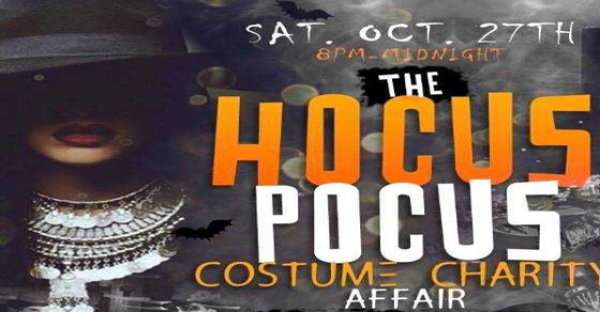 Win tickets to the Hocus Pocus Costume Charity Affair!