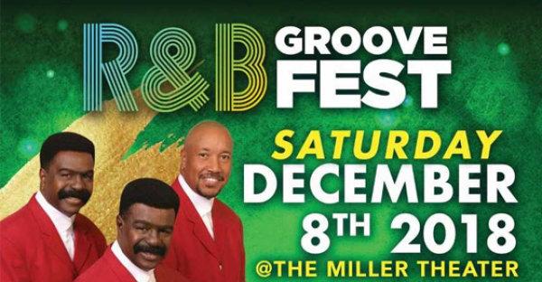 Dinner & Groove Fest on 12/8!