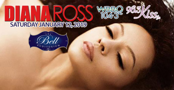None - See Diana Ross at the Bell on 1/12/19!
