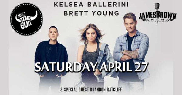 See Kelsea Ballerini at the JBA on 4/27!