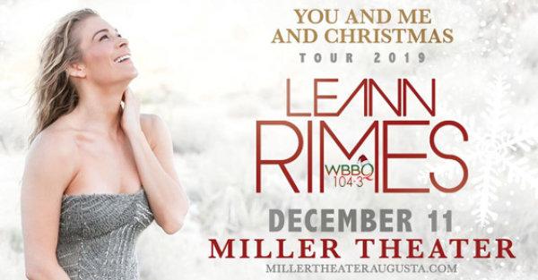 LeAnn Rimes - You And Me And Christmas Tour