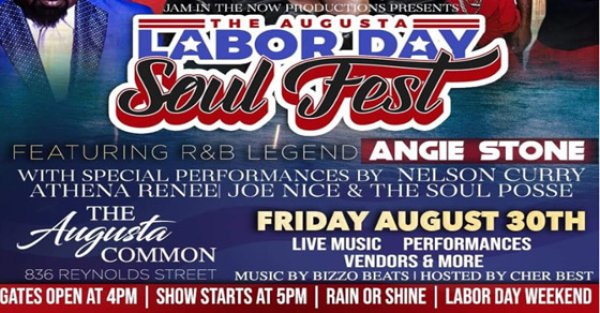 None - Labor Day Soul Fest