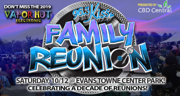 Win tickets to the Kiss Family Reunion!