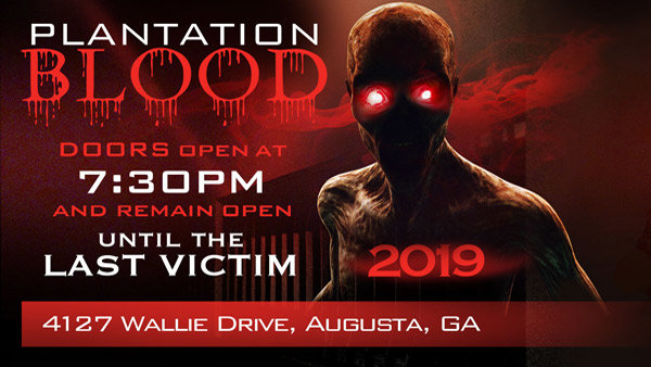 Win Tickets To Plantation Blood!