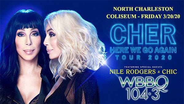 Cher - Live In North Charleston 2020!