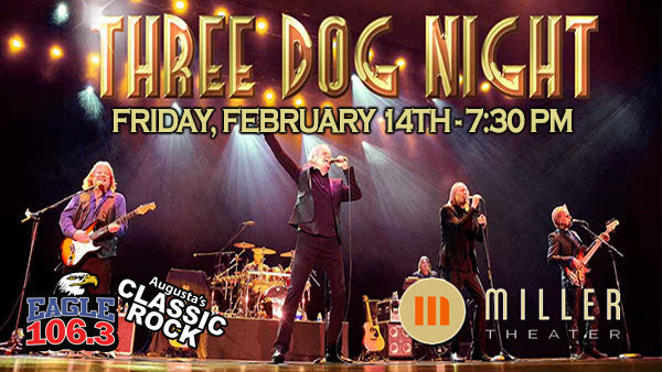 Win Tickets To Three Dog Night!